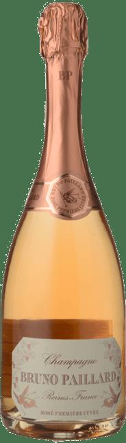 BRUNO PAILLARD Premiere Cuvee Brut Rose, Champagne MV