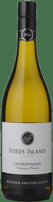 FOXES ISLAND Belsham Awatere Estate Chardonnay, Marlborough 2016