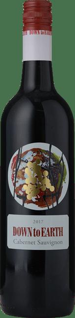 TERRE A TERRE Down to Earth Cabernet Sauvignon Franc Merlot Shiraz, Wrattonbully 2017