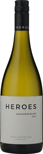 HEROES VINEYARD Sauvignon Blanc, Otway Hinterland 2017