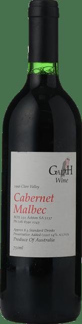 GALAH WINE Cabernet Malbec, Clare Valley 1996