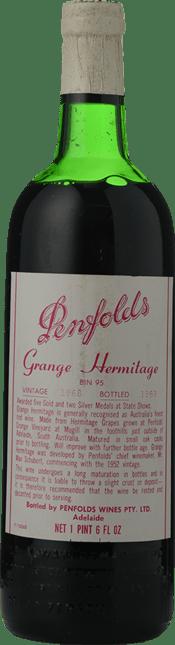 PENFOLDS Bin 95--Grange Shiraz, South Australia 1968