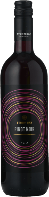 POULTER GROUP Storm Bay Pinot Noir, Chile 2019