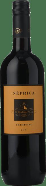 TORMARESCA Nèprica Primitivo, Puglia IGT 2017