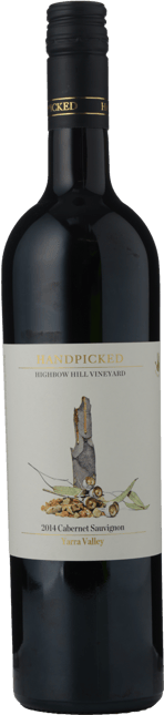 HANDPICKED WINES Highbow Hill Vineyard Cabernet, Yarra Valley 2014