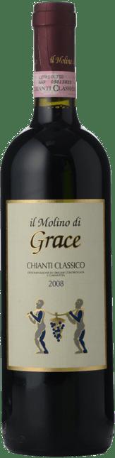 IL MOLINO DI GRACE, Chianti Classico 2008