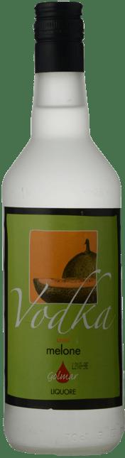 DISTILLERIA ZANIN Golmar Liquore Vodka Melone 25% ABV, Italy NV
