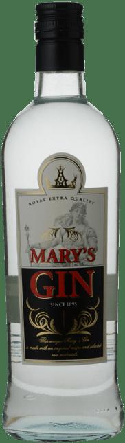 MARY'S GIN 38% ABV Gin, Italy NV