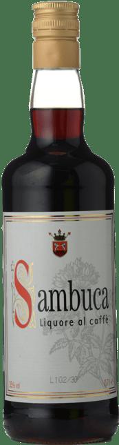 S. FAUSTINO Sambuca Liquore al Caffe 35% ABV, Italy NV