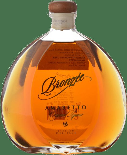CASA MARTELLETTI Bronzee Amaretto Original Liqueur 28% ABV, Italy NV