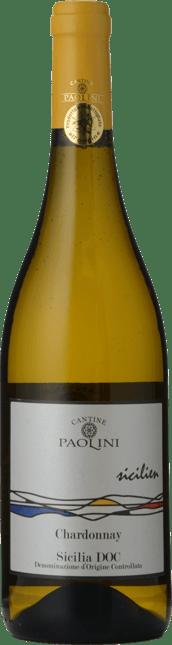 CANTINE PAOLINI Chardonnay, Sicilia DOC 2018