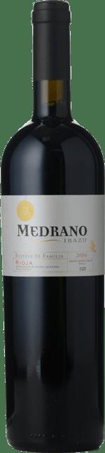 BODEGAS MEDRANO IRAZU Reserva De Familia, La Rioja 2006
