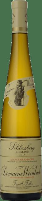 DOMAINE WEINBACH Schlossberg Riesling Alsace Grand Cru 2019