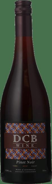 DCB WINES Pinot Noir, Yarra Valley 2020