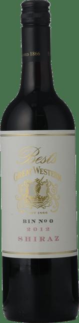 BEST'S WINES Bin 0 Great Western Shiraz, Grampians 2012