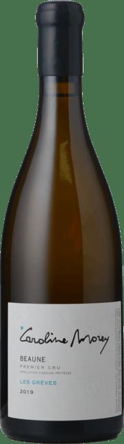CAROLINE MOREY 1er cru Greves Blanc, Beaune 2019