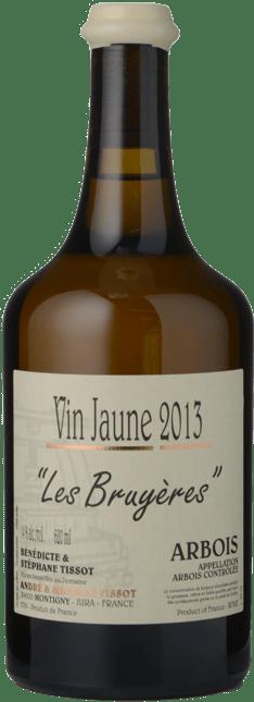 DOMAINE TISSOT Les Bruyeres Vin Jaune Savagnin, Arbois 2013