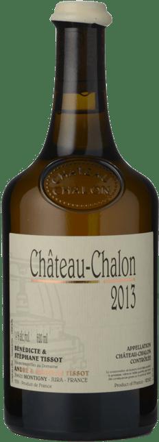 DOMAINE TISSOT Savagnin, Chateau-Chalon 2013