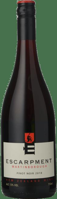 ESCARPMENT VINEYARD Regional Blend Pinot Noir, Martinborough 2018