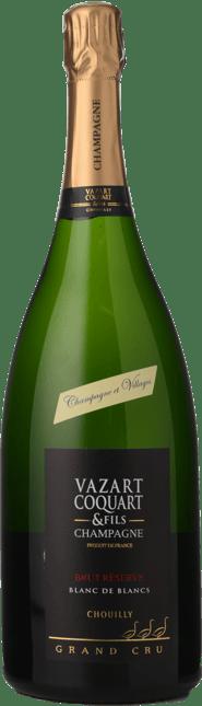 VAZART-COQUART & FILS Grand Cru Brut Reserve, Blanc de Blancs, Champagne NV