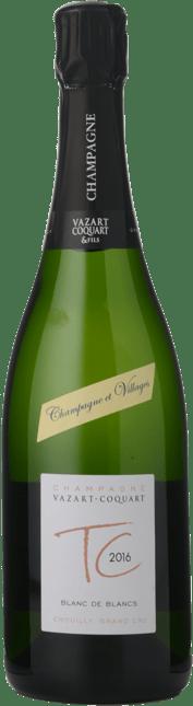 VAZART-COQUART & FILS TC Single Vineyard, Champagne 2016