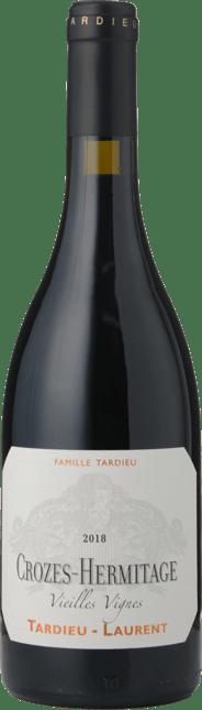 TARDIEU-LAURENT Vieilles Vignes, Crozes-Hermitage 2018