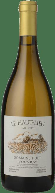 S. A. HUET Le Haut-Lieu Sec, Vouvray 2019