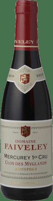 DOMAINE FAIVELEY Clos des Myglands 1er cru Monopole Pinot Noir, Mercurey 2019