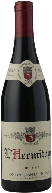 J.L. CHAVE, Hermitage 2014