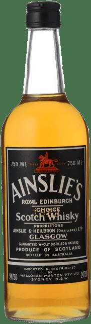 AINSLIES Scotch Whisky NV