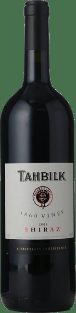 TAHBILK WINES 1860 Vines Shiraz, Nagambie Lakes 2001