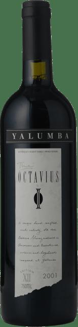 YALUMBA The Octavius Old Vine Shiraz, Barossa 2001