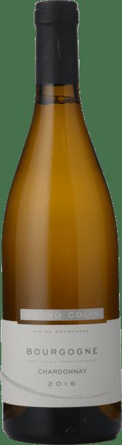 BRUNO COLIN, Bourgogne Blanc 2016