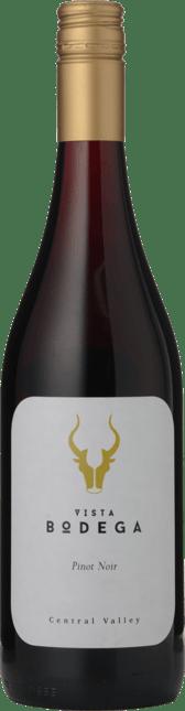 VISTA BODEGA Pinot Noir, Valle Central 2019