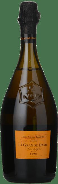 VEUVE CLICQUOT PONSARDIN La Grande Dame Brut, Champagne 1998