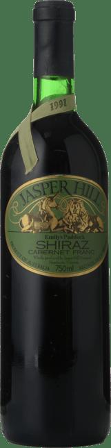 JASPER HILL Emily's Paddock Shiraz Cabernet Franc, Heathcote 1991