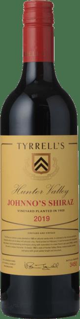 TYRRELL'S Johnno's Shiraz, Hunter Valley 2019