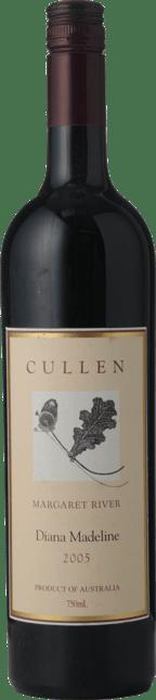 CULLEN WINES Diana Madeline Cabernet Merlot, Margaret River 2005
