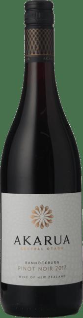 AKARUA Bannockburn Pinot Noir, Central Otago 2017