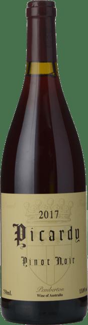 PICARDY Pinot Noir, Pemberton 2017