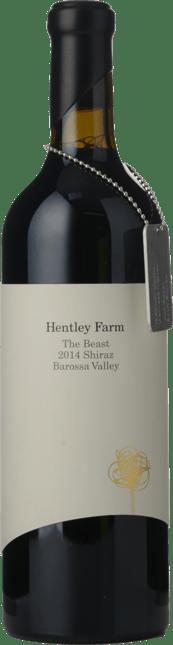 HENTLEY FARM The Beast Shiraz, Barossa Valley 2014