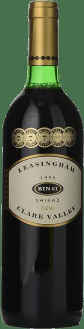 LEASINGHAM Bin 61 Shiraz, Clare Valley 1994
