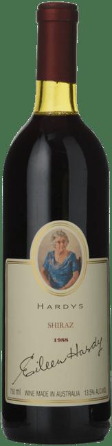 HARDY'S Eileen Hardy Shiraz, South Australia 1988
