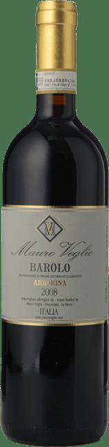 MAURO VEGLIO Vigneto Arborina, Barolo 2008