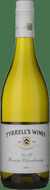 TYRRELL'S Vat 47 Chardonnay, Hunter Valley 2017