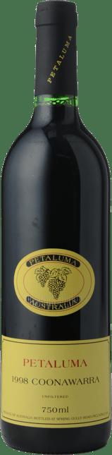 PETALUMA Coonawarra, Coonawarra 1998