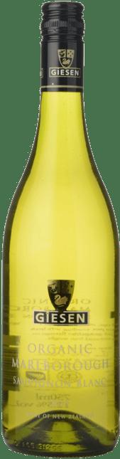 GIESEN ESTATE WINES Organic Sauvignon Blanc, Marlborough 2015