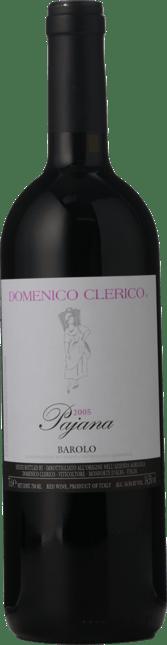 DOMENICO CLERICO Pajana, Barolo DOCG 2005