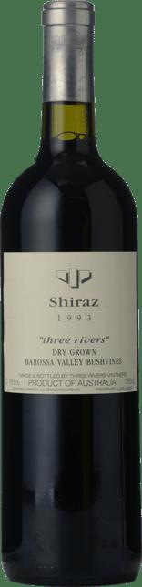 THREE RIVERS (CHRIS RINGLAND) Dry Grown Bush Vines Shiraz, Barossa 1993