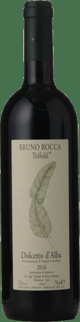 BRUNO ROCCA Trifole , Dolcetto d'Alba 2016